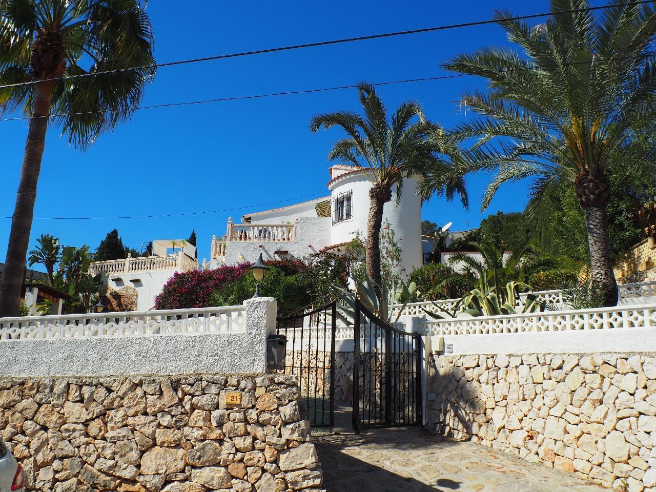 villa en moraira · pinar-del-advocat 735000€