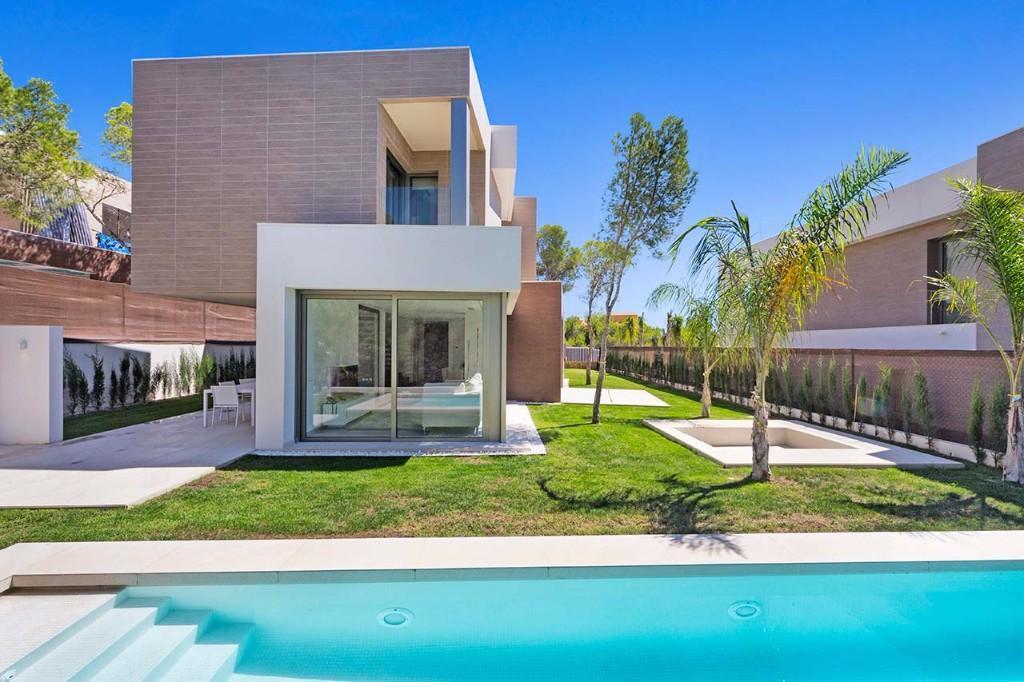 villa en finestrat · sierra-cortina 685000€