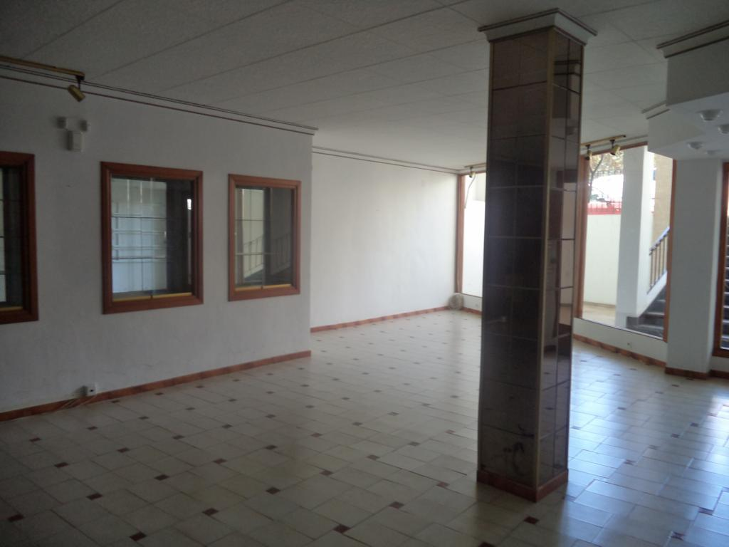 commercial en benissa · downtown-area 368000€