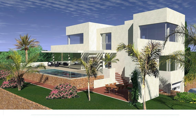 modern-villa en calpe · gran-sol 830000€