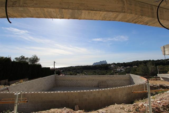 Photogallery - 9 - Build a villa in Moraira: villas for sale in Moraira