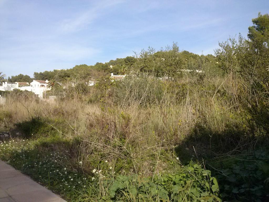 parcela--terreno en moraira · paichi 240000€