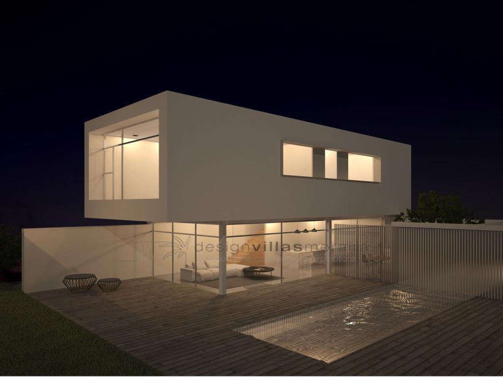moderne-villa en moraira · tabaira 695000€
