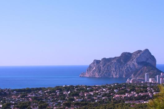 Photogallery - 1 - Build a villa in Moraira: villas for sale in Moraira