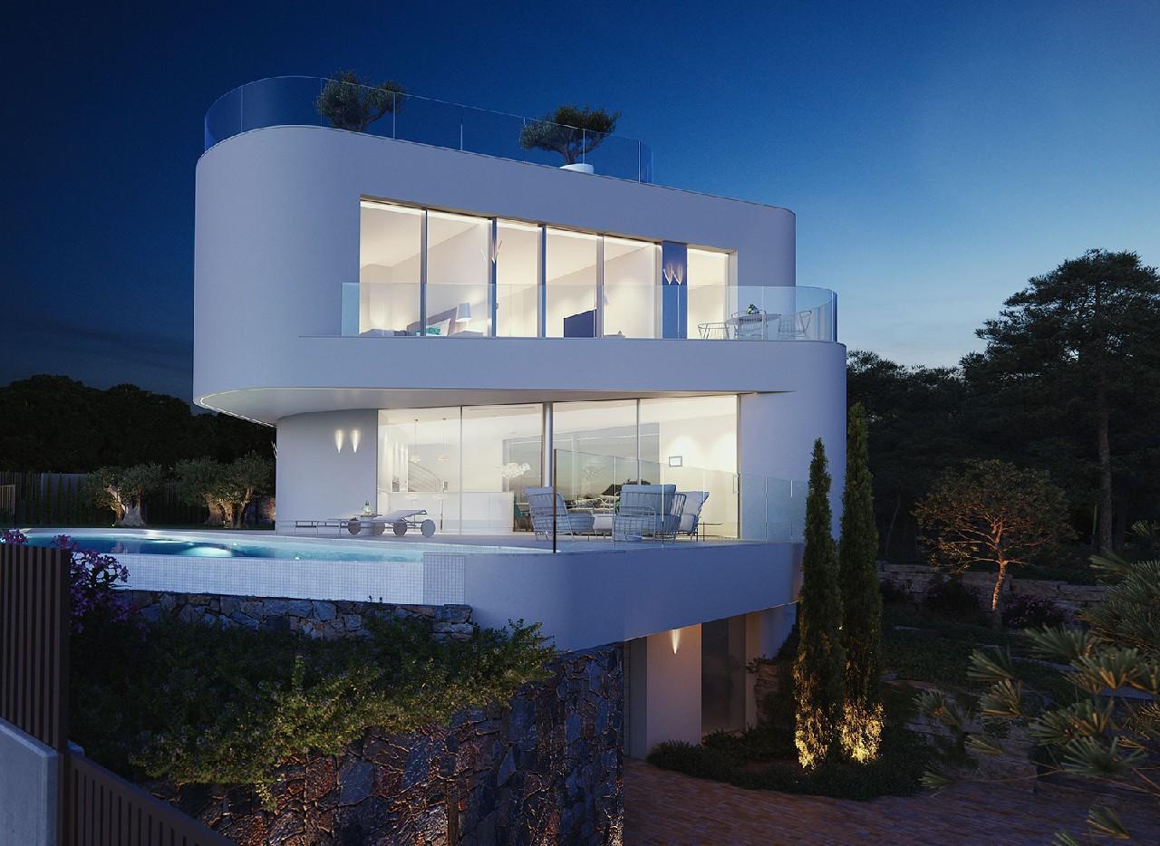 villa-moderna en finestrat · sierra-cortina 1250000€