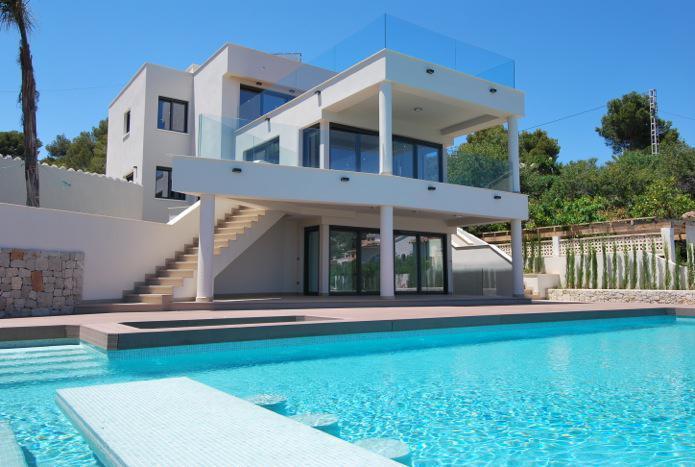 villa-moderna en benissa ·  2375000€