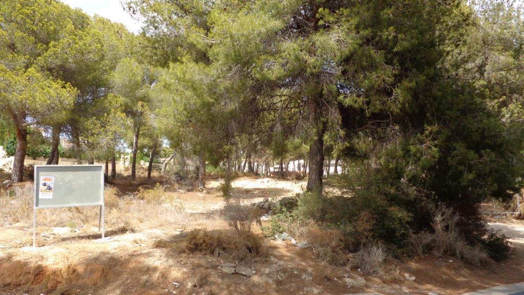 parcela--terreno en moraira · pinar-del-advocat 201250€