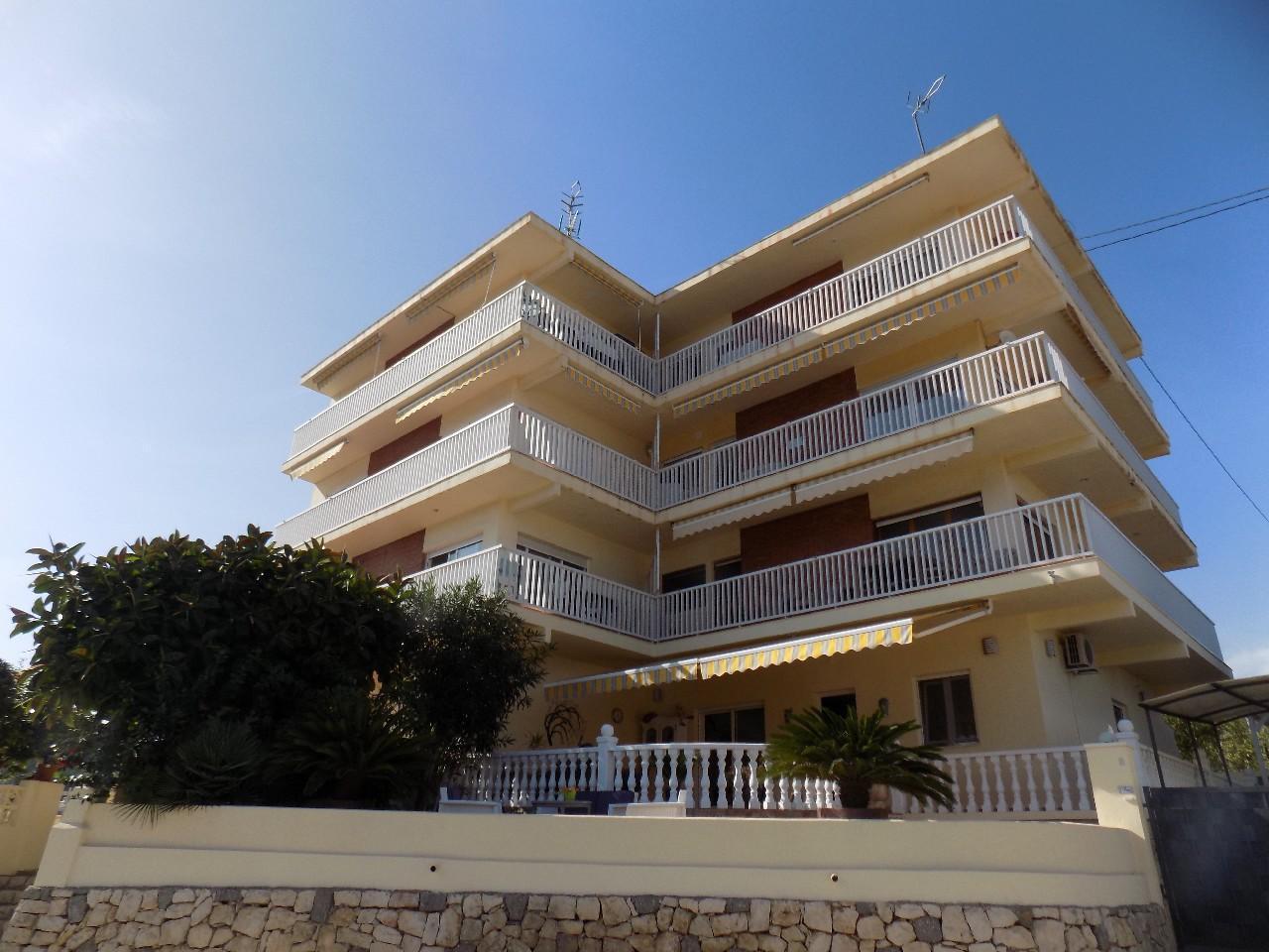 apartamento en moraira · andrago 165000€