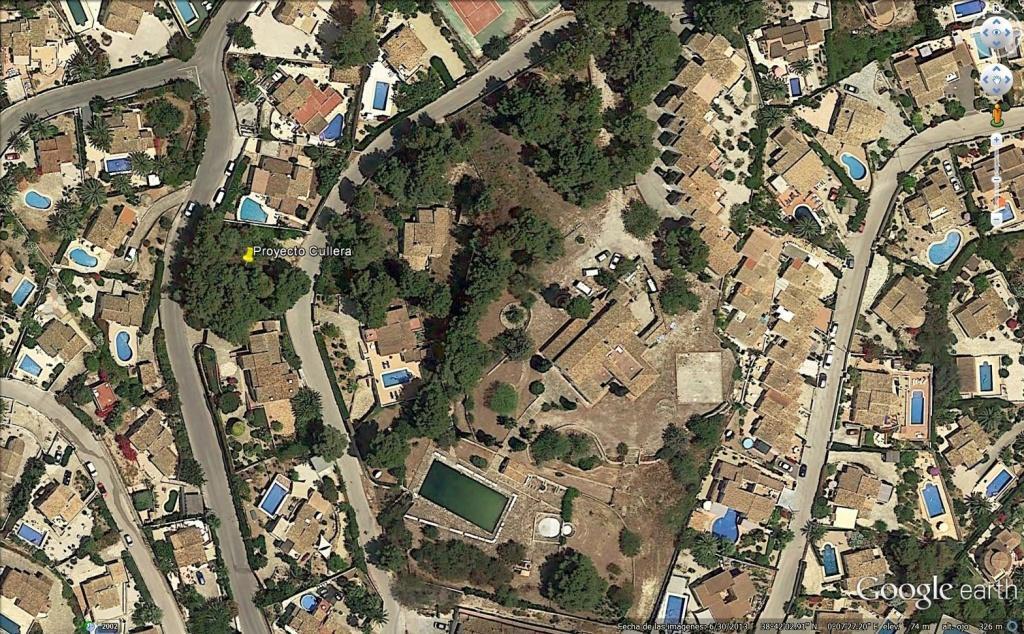 Photogallery - 7 - Build a villa in Moraira: villas for sale in Moraira