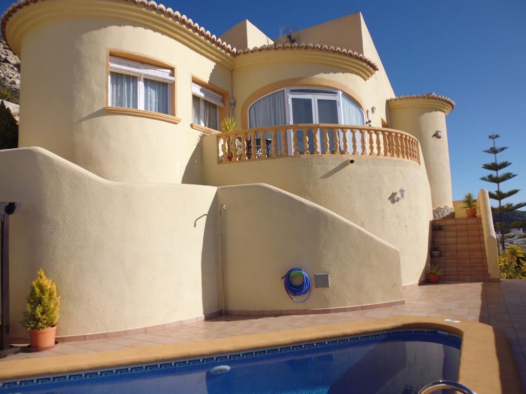 villa en jalon · vall-de-paraiso 220000€