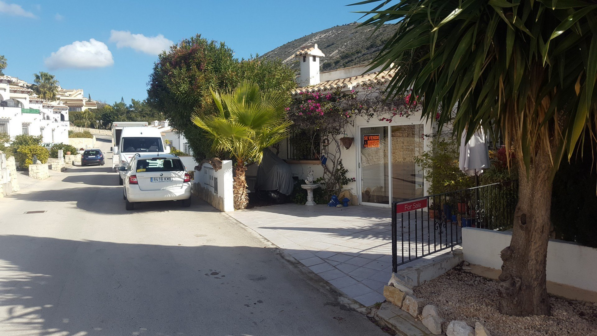 bungalow en moraira · golden-valley 215000€