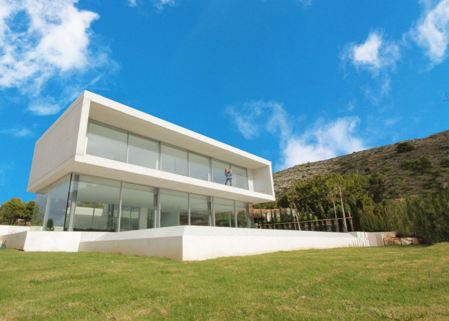 villa-moderna en moraira · el-portet 2300000€