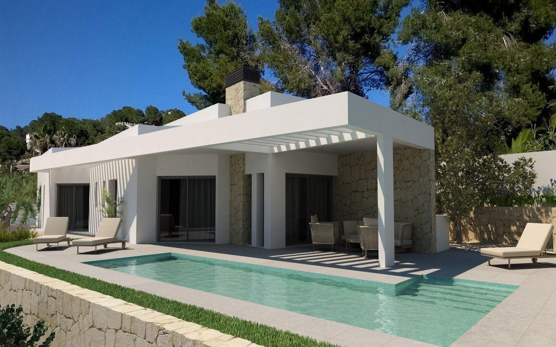 villa-moderna en moraira · paichi 767000€