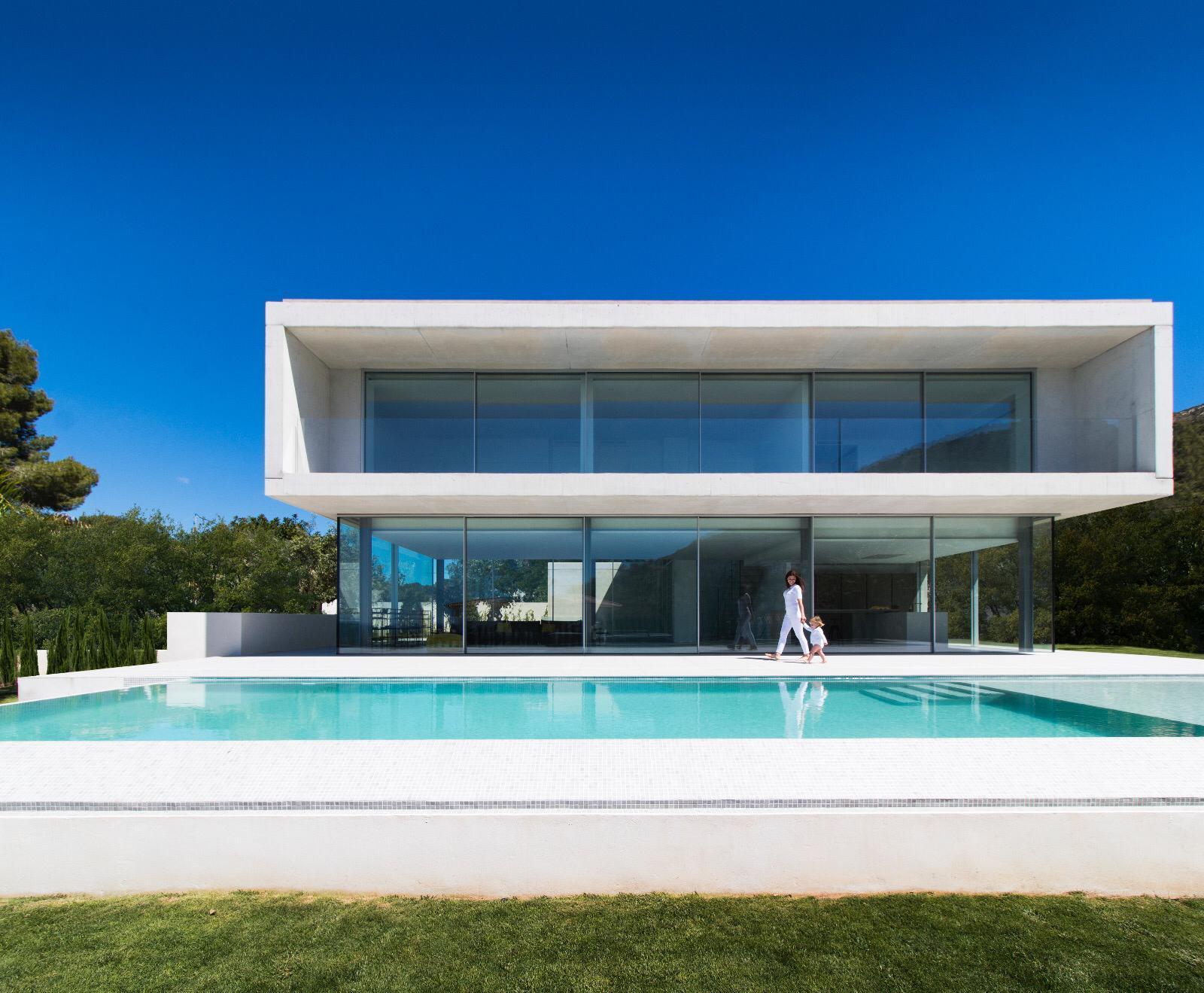 moderne-villa en moraira · el-portet 2300000€