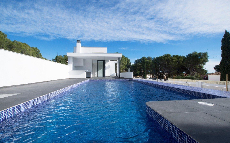 villa-moderna en benissa · la-fustera 690000€