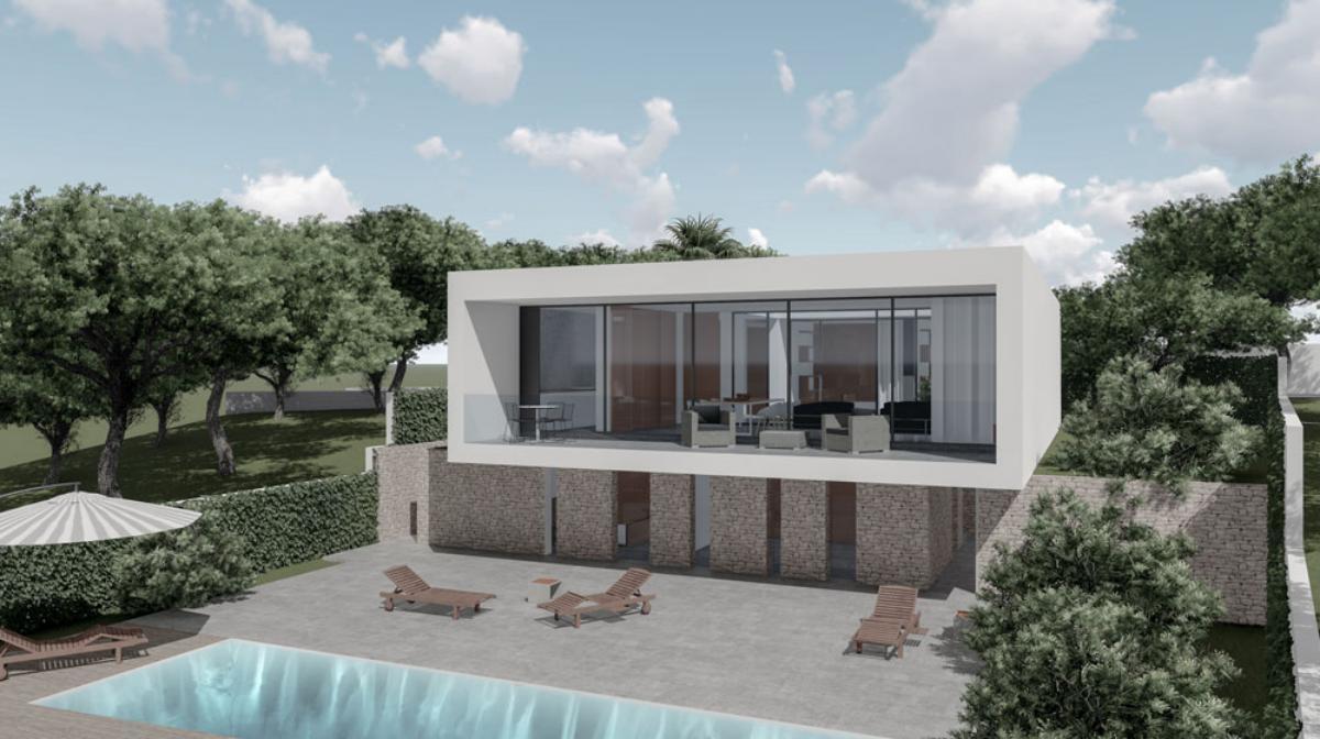 villa-moderne en benissa · la-fustera 725000€