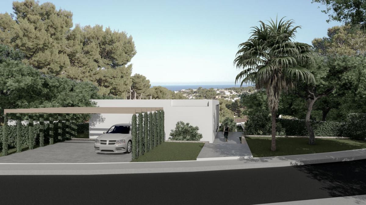 Galerie de photos - 8 - Build a villa in Moraira: villas for sale in Moraira