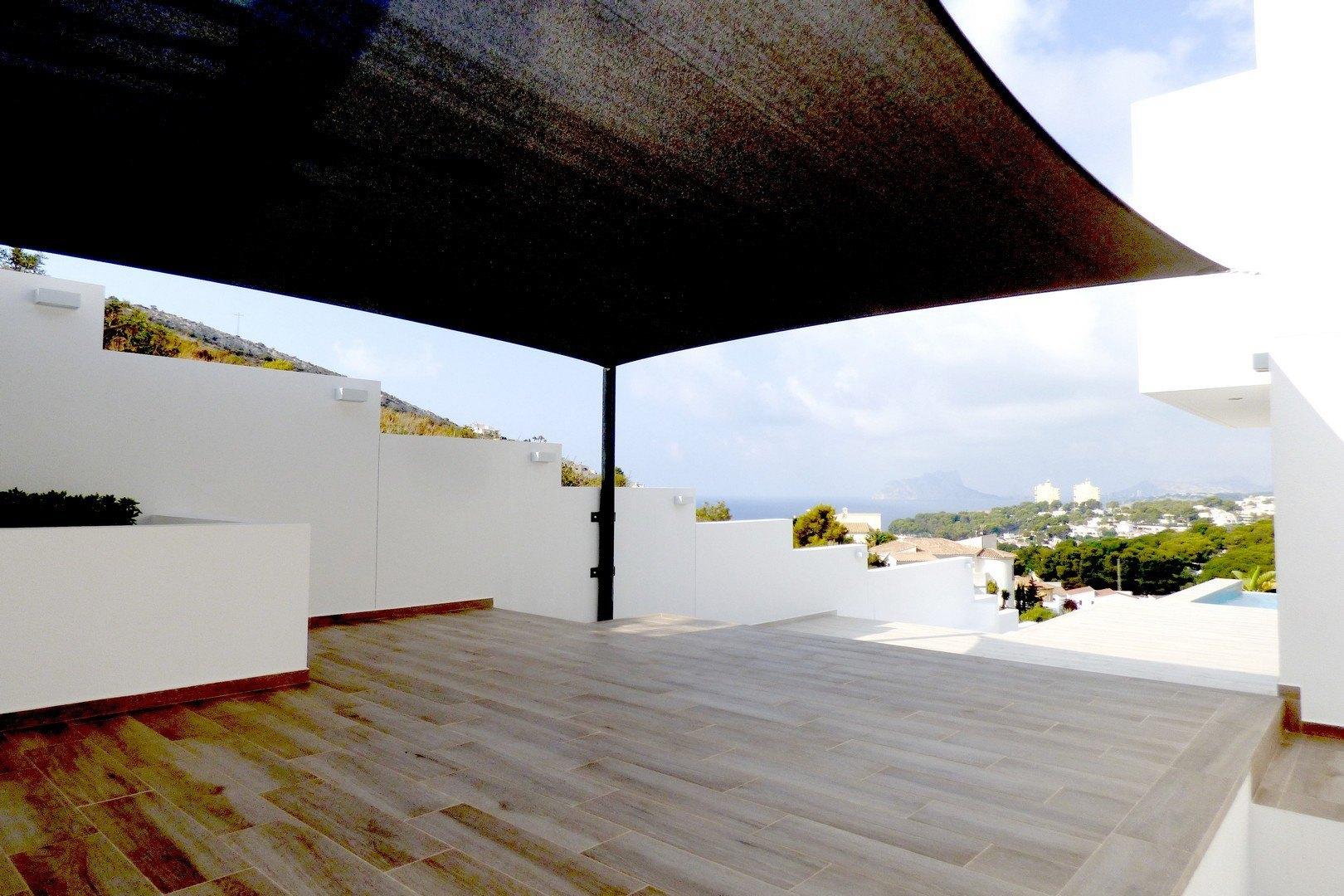 Fotogallerij - 8 - Build a villa in Moraira: villas for sale in Moraira