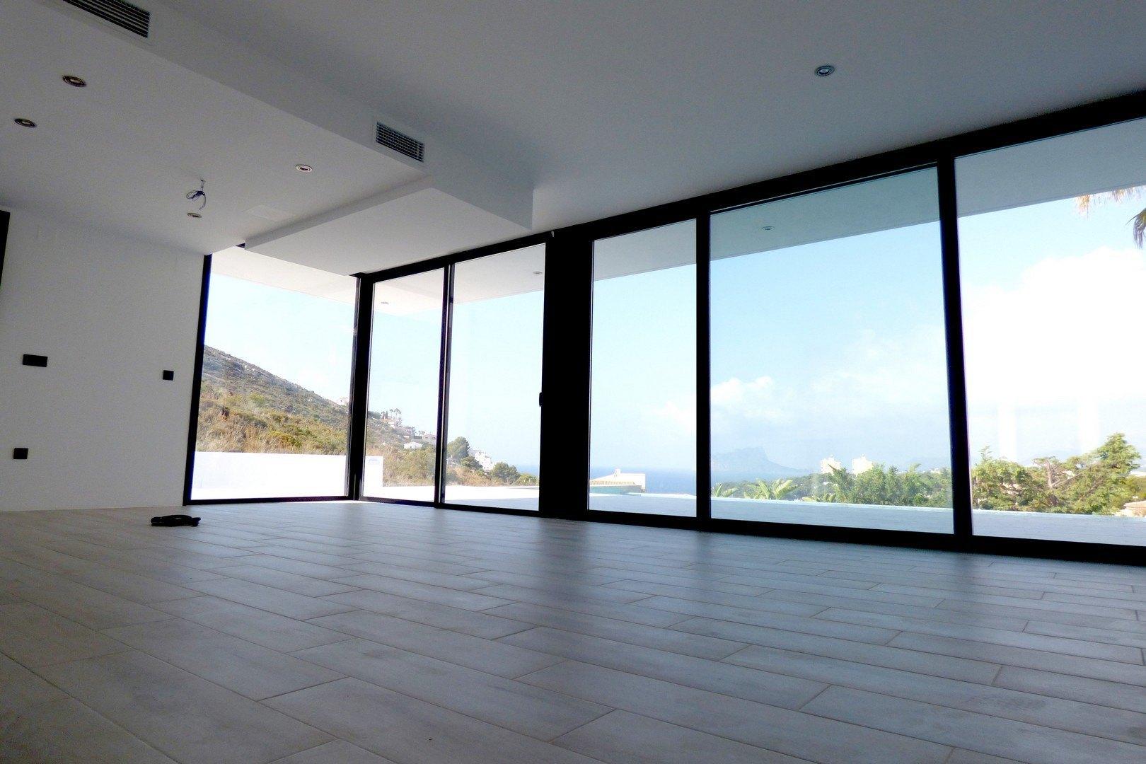 Fotogallerij - 4 - Build a villa in Moraira: villas for sale in Moraira