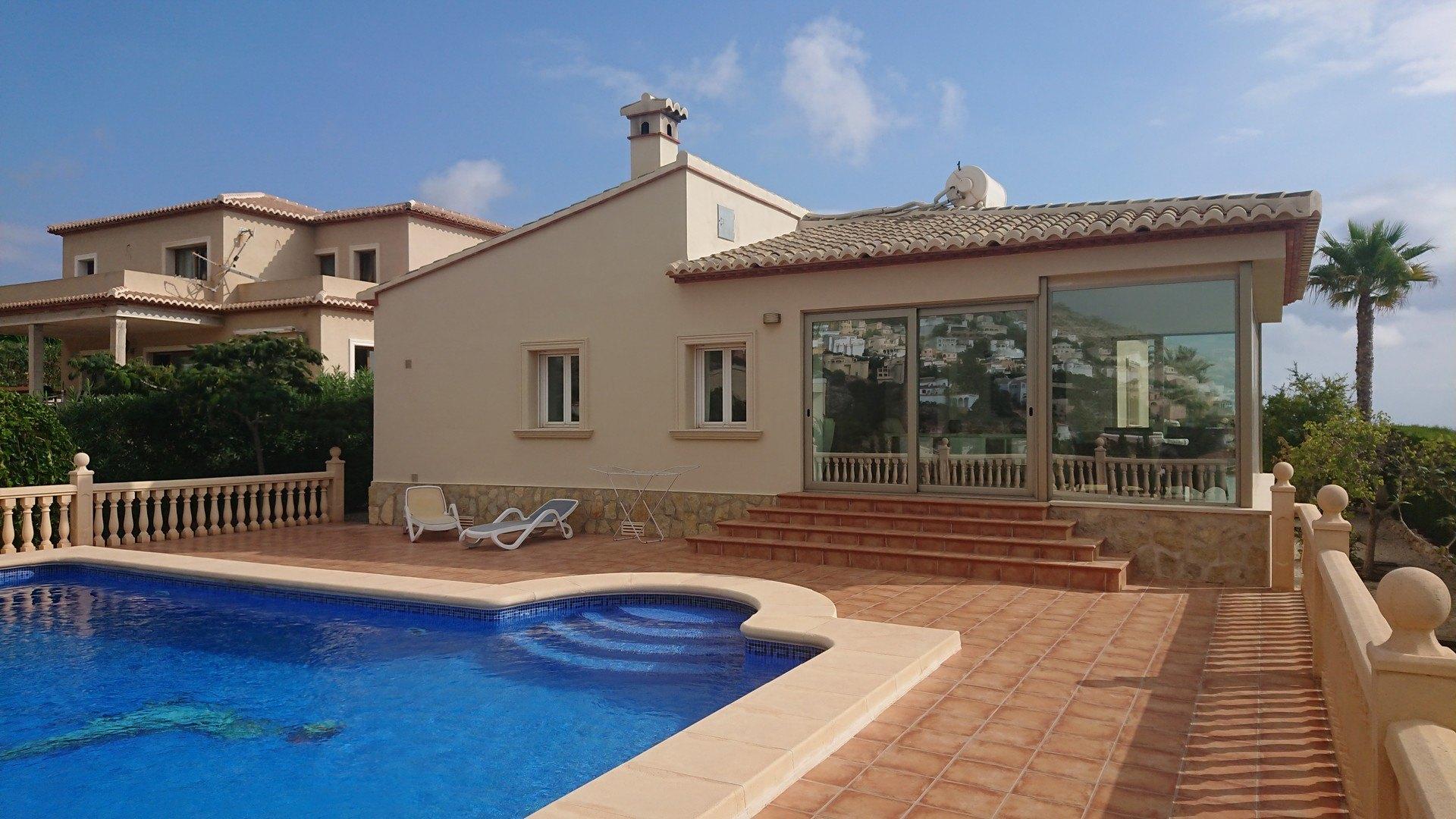 Photogallery - 2 - Build a villa in Moraira: villas for sale in Moraira