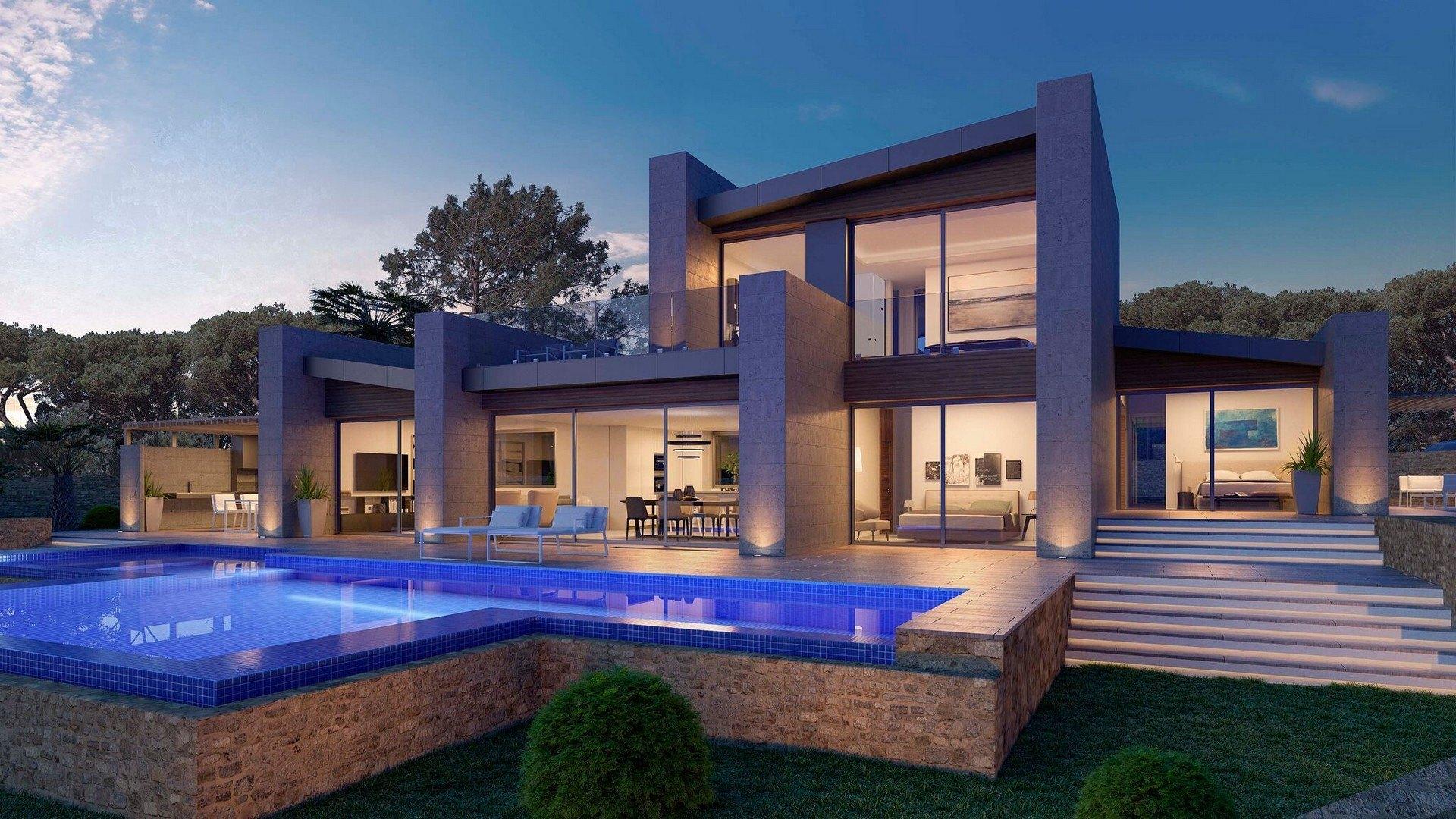 modern-villa en javea ·  2440000€