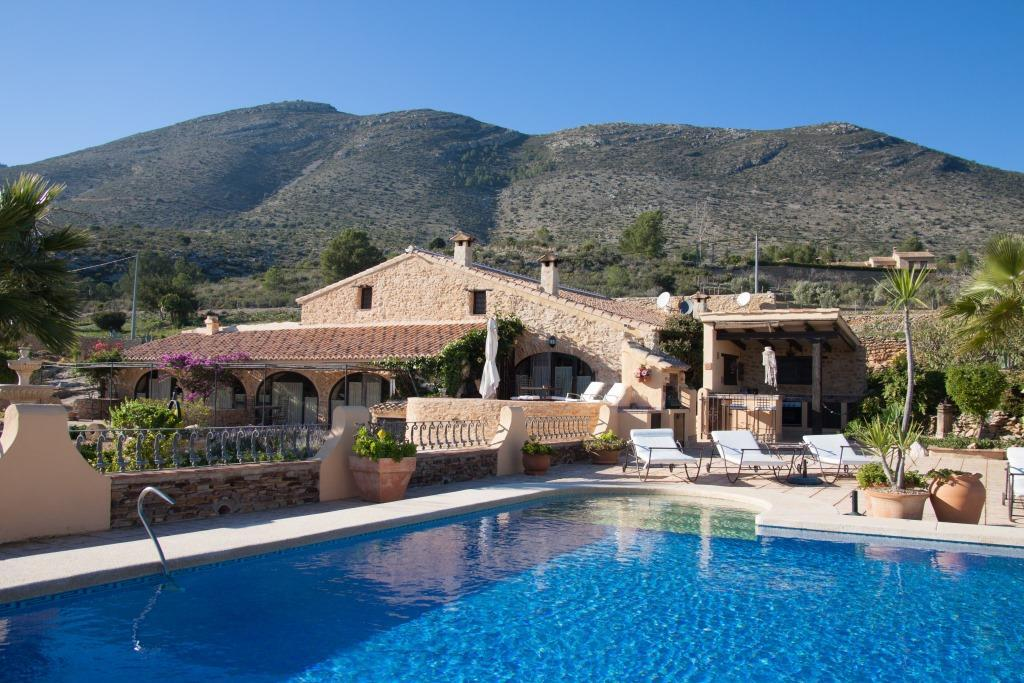 finca-landhaus en benissa ·  1390000€