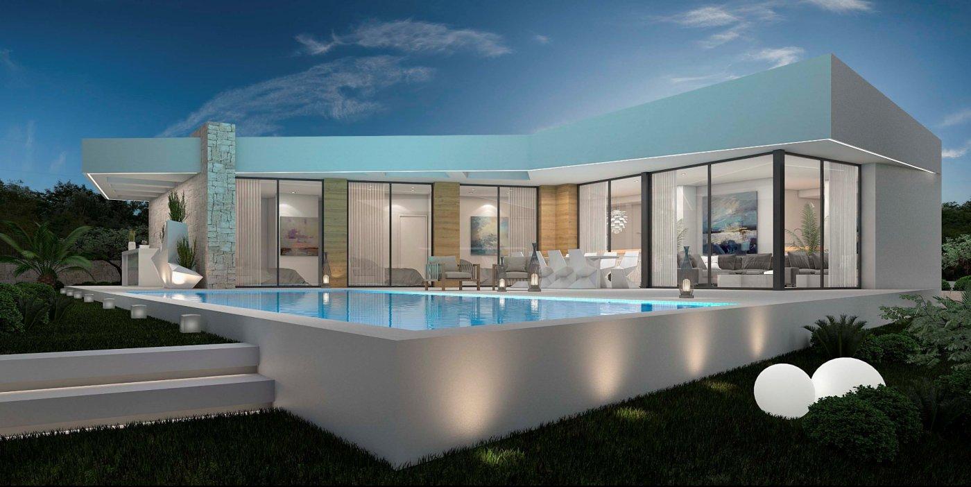 villa-moderna en benitachell ·  750000€