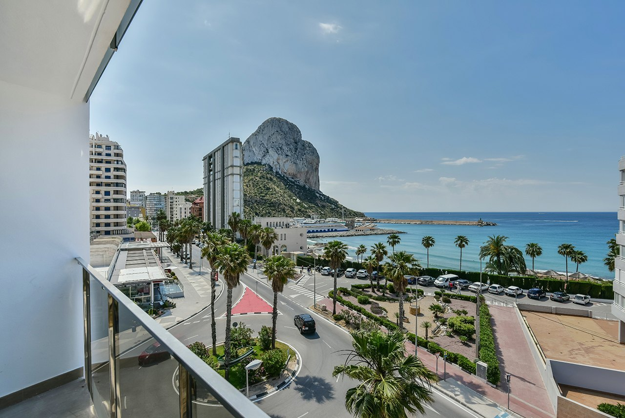 apartment en calpe ·  255000€
