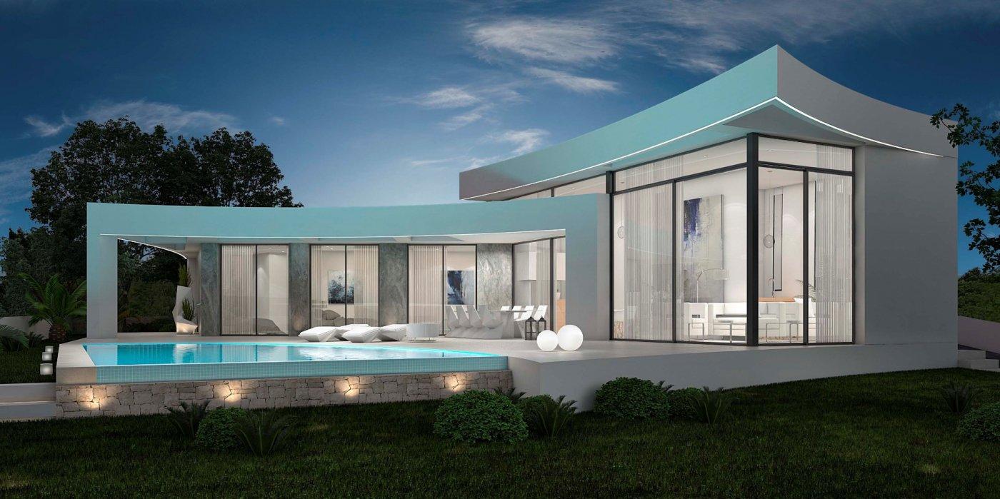 modern-villa en benitachell ·  815000€