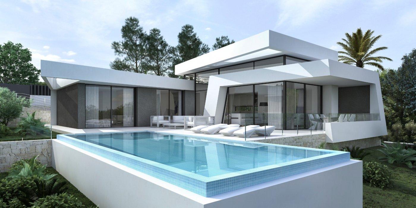 modern-villa en benitachell ·  925000€