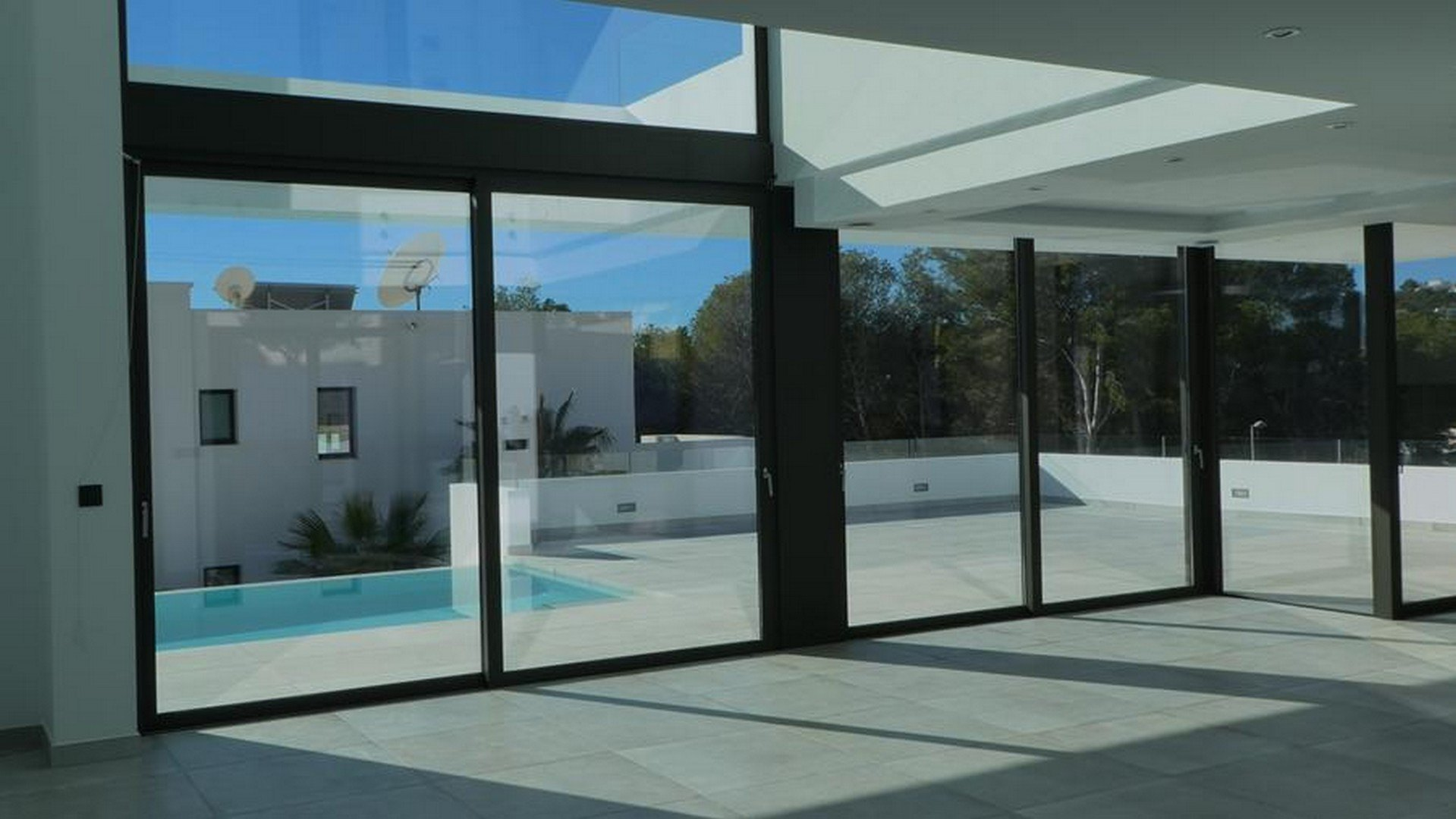 Photogallery - 7 - Build a villa in Moraira: villas for sale in Moraira