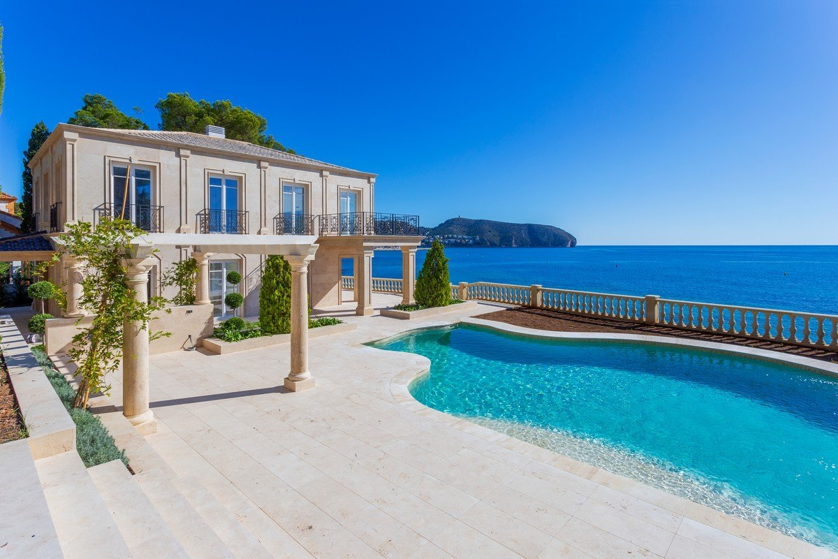 first-line-to-the-sea en moraira · moravit 4800000€