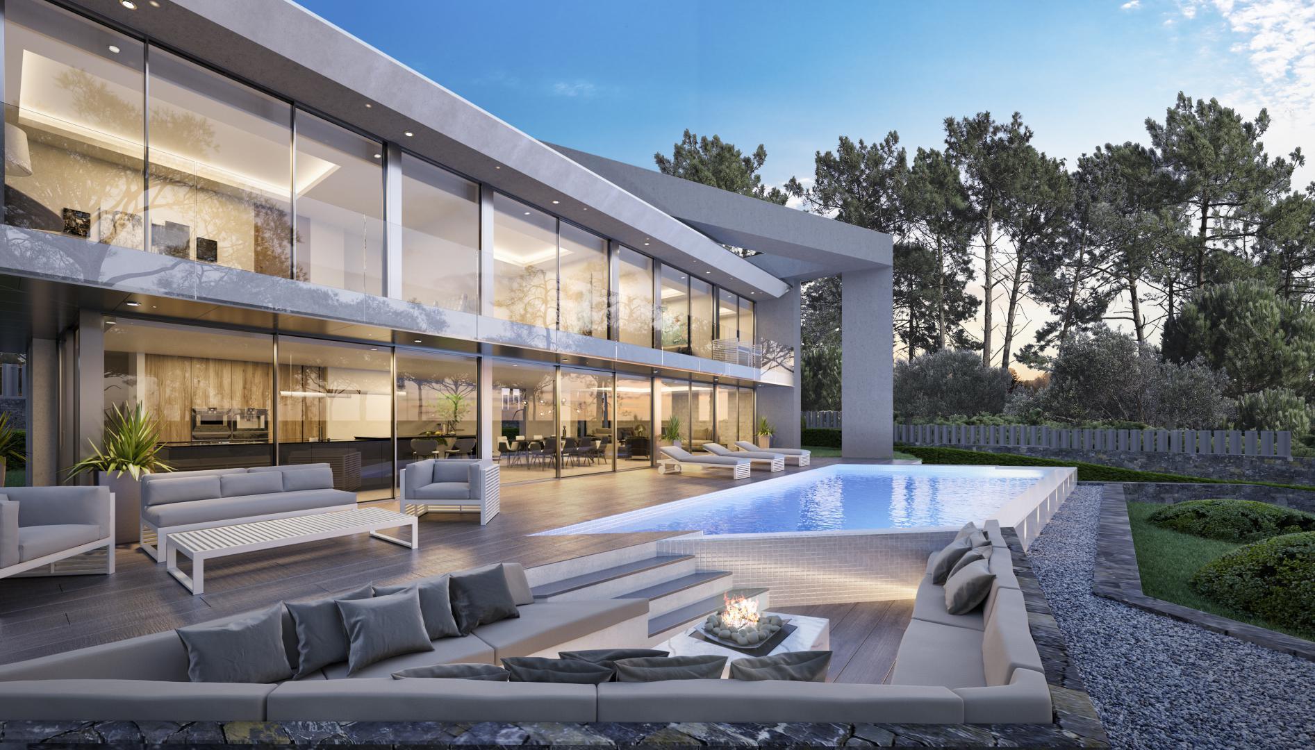 villa-moderna en benissa ·  1495000€