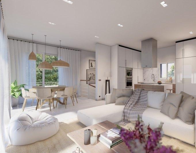 Fotogalerie - 4 - Build a villa in Moraira: villas for sale in Moraira