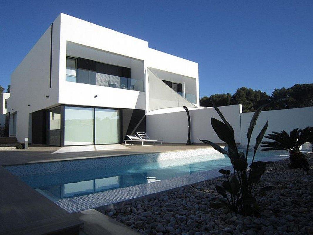 villa-moderna en moraira · moravit 699000€