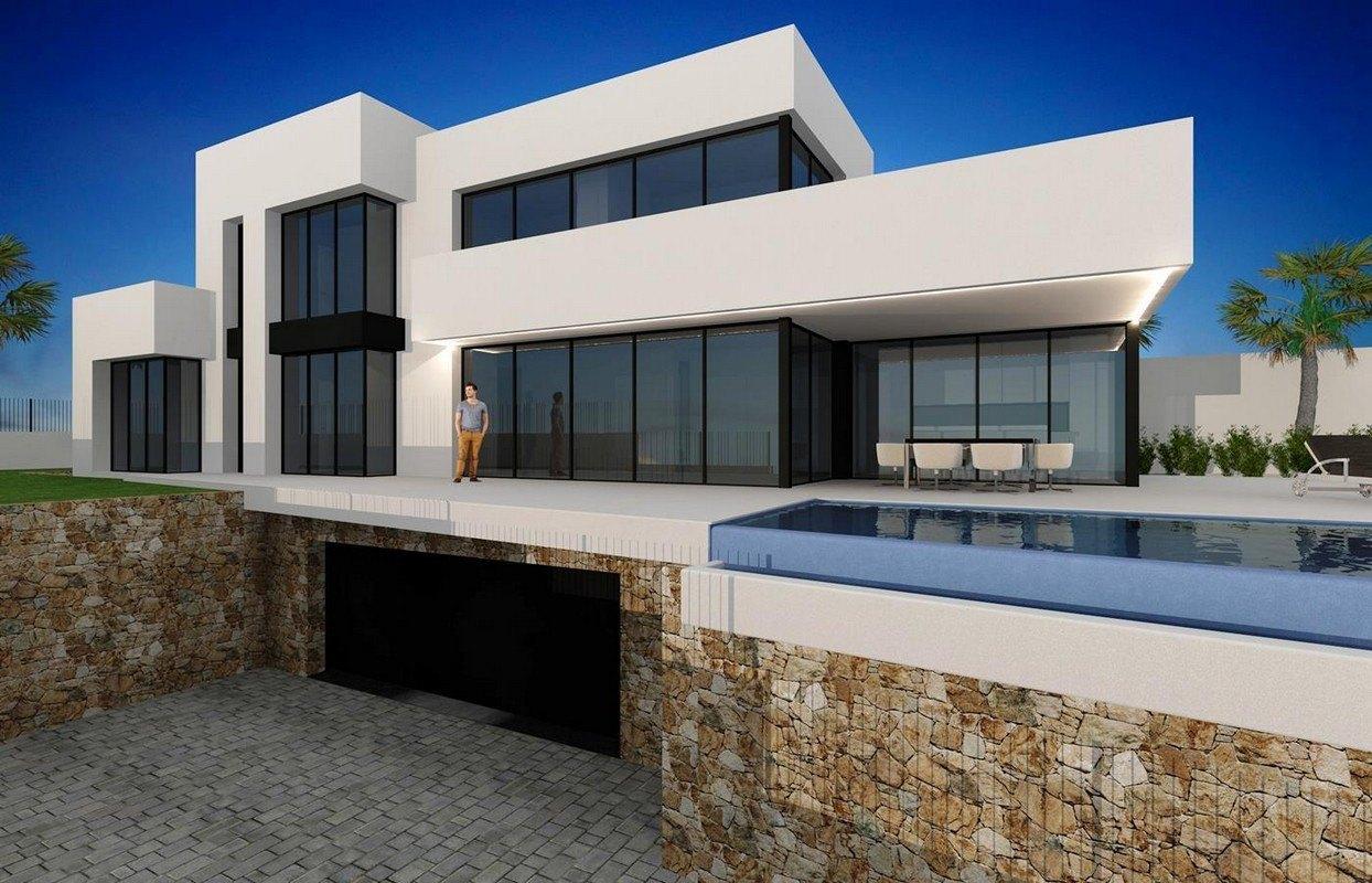 villa-moderna en moraira · el-portet 2250000€