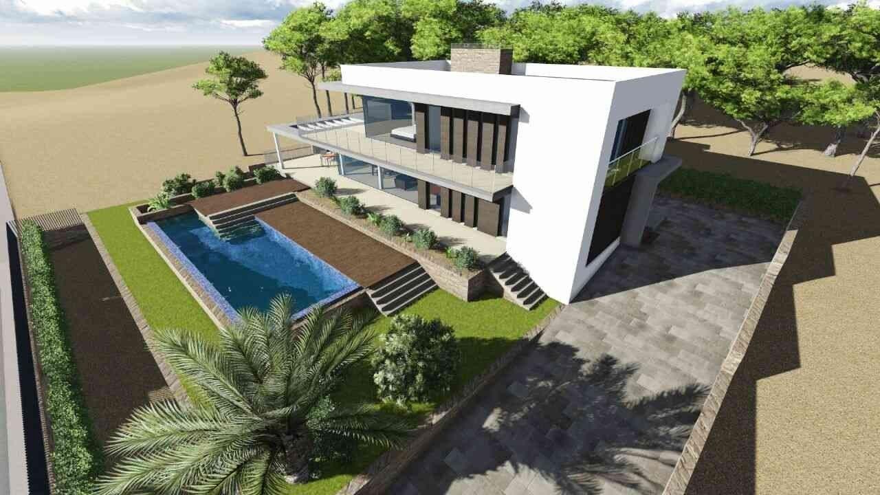 villa-moderne en moraira · pinar-del-advocat 865000€