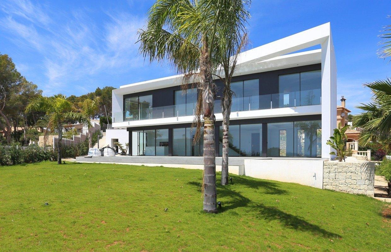 villa-moderna en benissa · la-fustera 1495000€