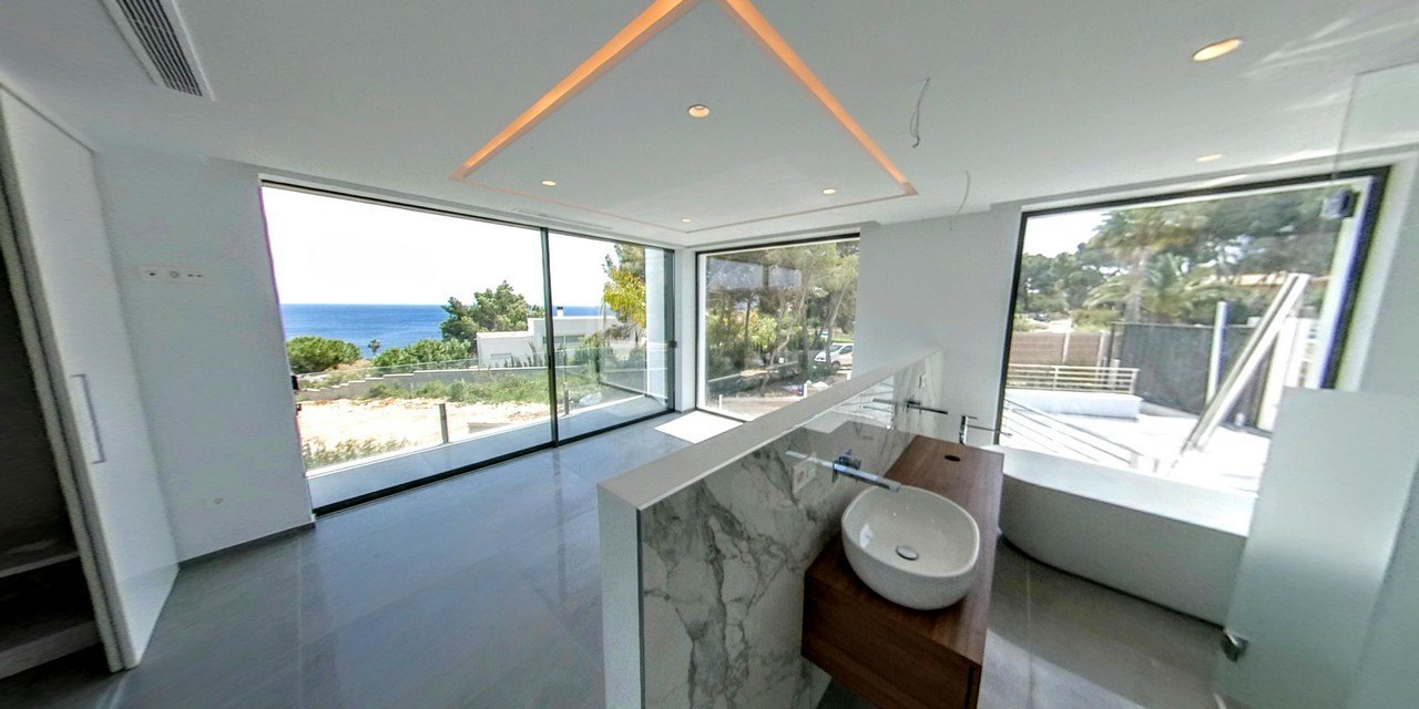 Photogallery - 6 - Build a villa in Moraira: villas for sale in Moraira