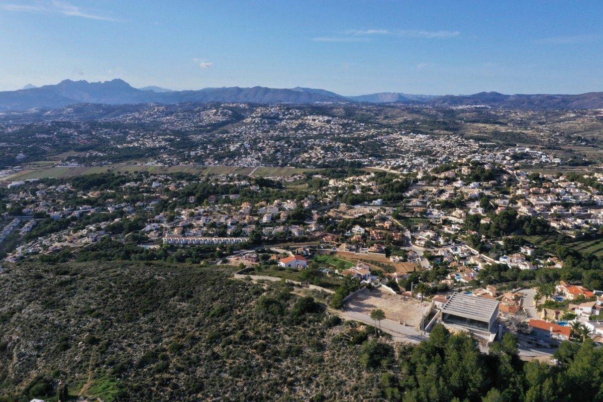 Photogallery - 12 - Build a villa in Moraira: villas for sale in Moraira