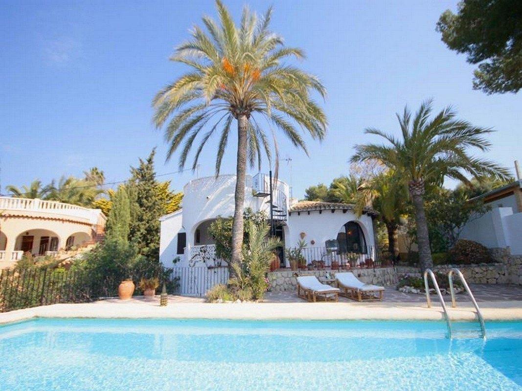 villa en benissa · fanadix 295000€