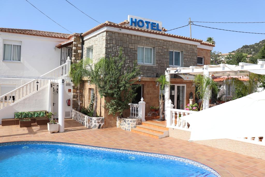 hotel-restaurant en calpe ·  675000€