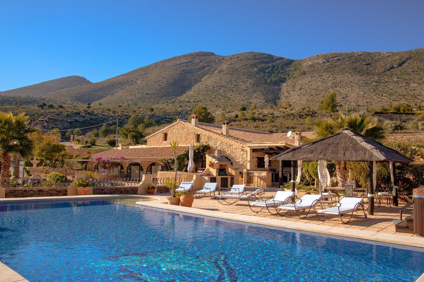 finca-countryhouse en benissa · vinyent 1390000€
