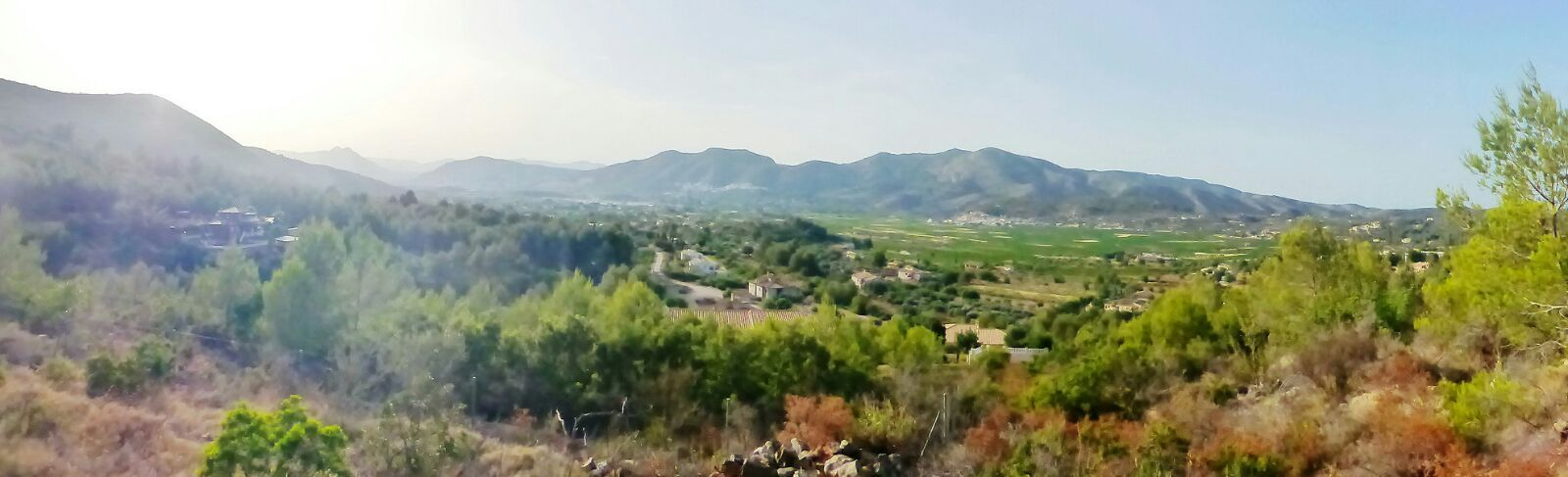 plot en lliber · valley 120000€