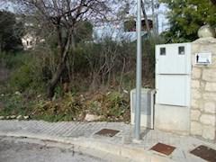 parcela-urbana en alcalali · urbanizacion 65000€