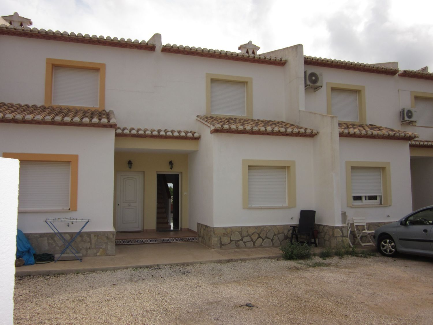 semidetached-house en benigembla · town 150000€