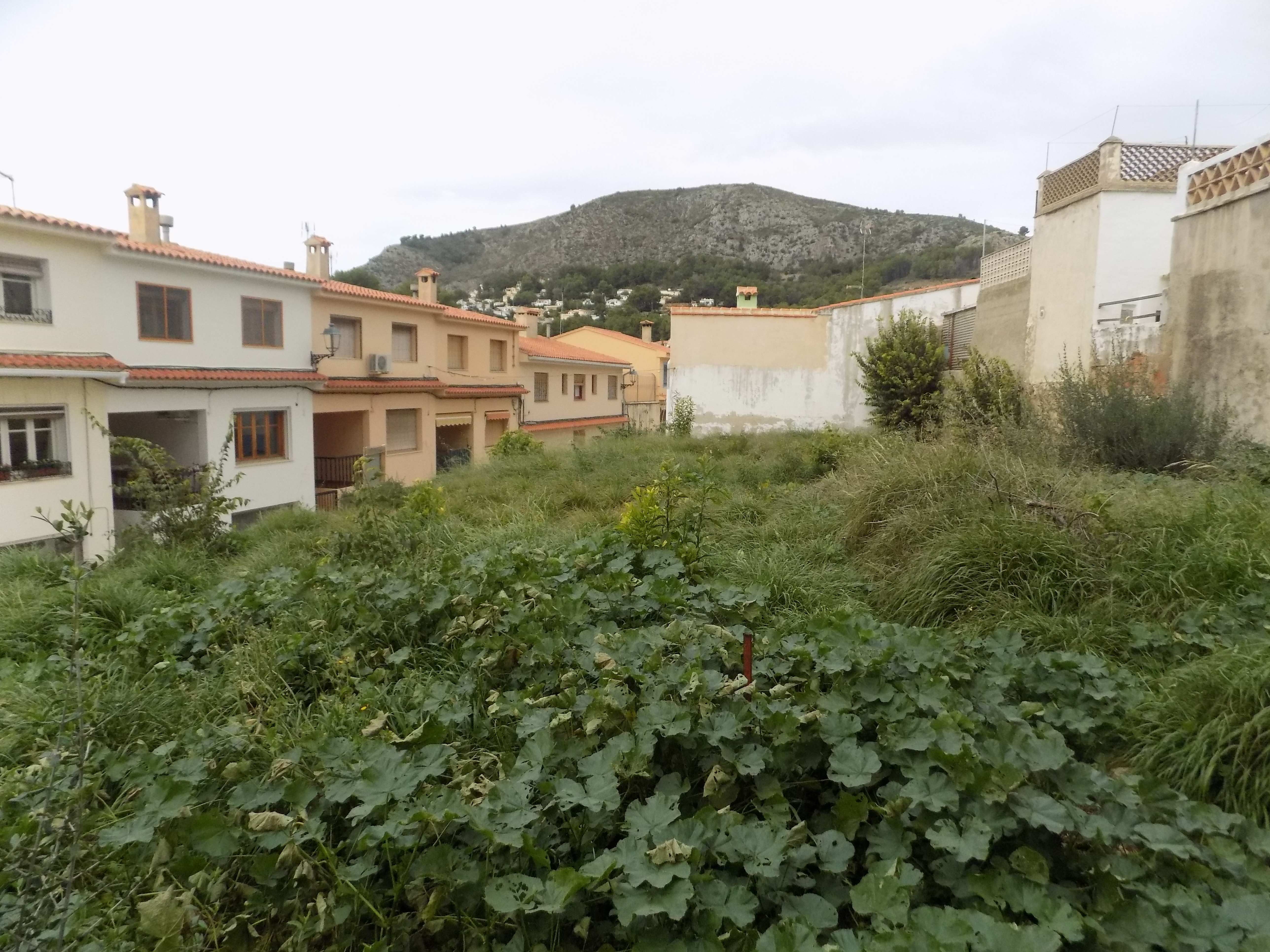 parcela-urbana en alcalali · casco-urbano 115000€