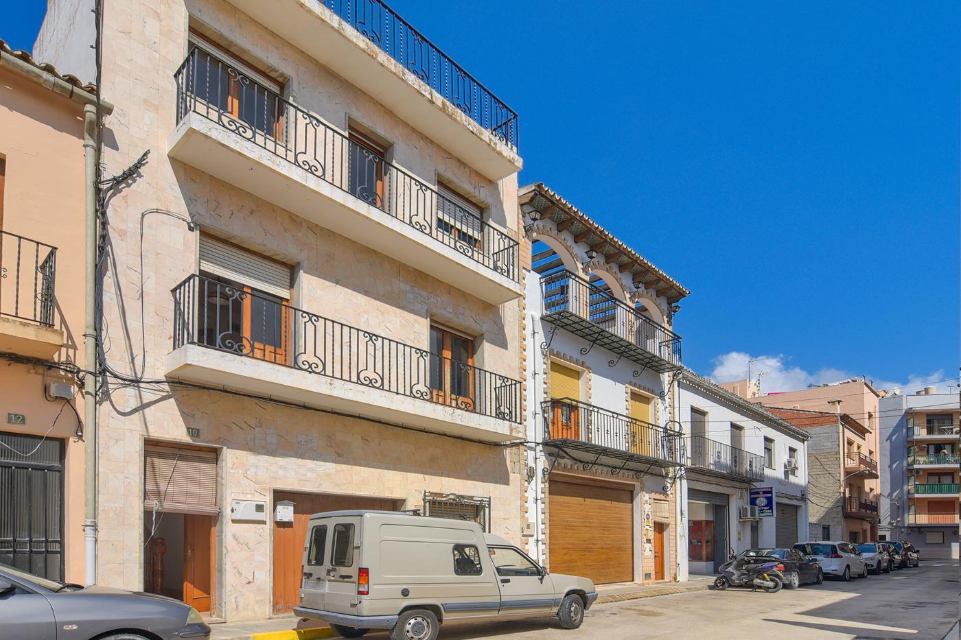 casa en benissa · casco-urbano 198000€