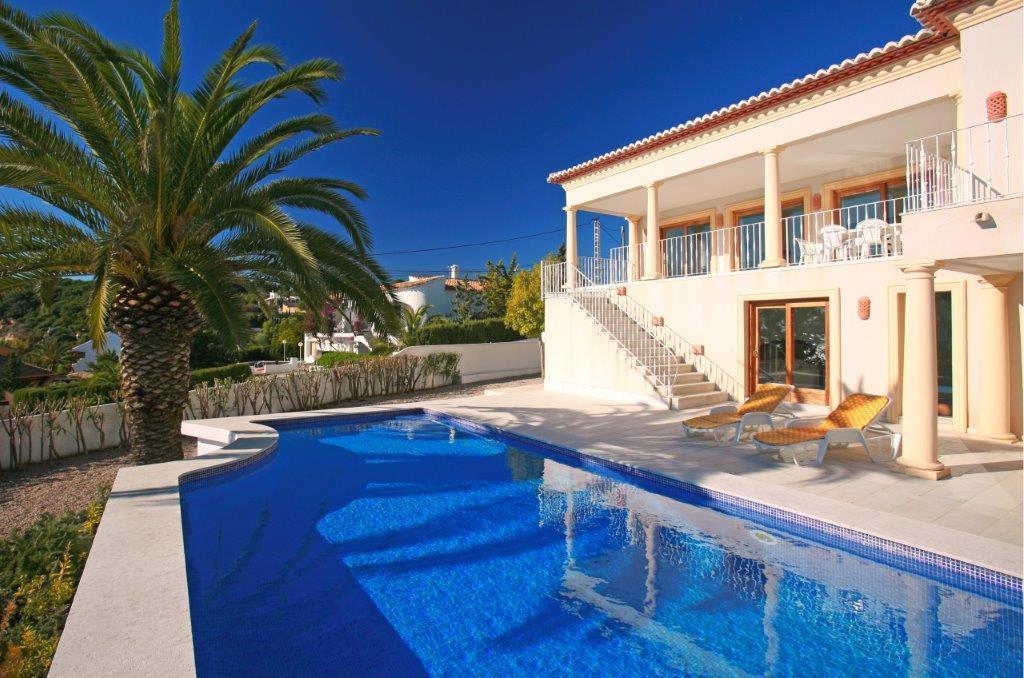 propiedad-de-lujo en benissa · playa 1695000€