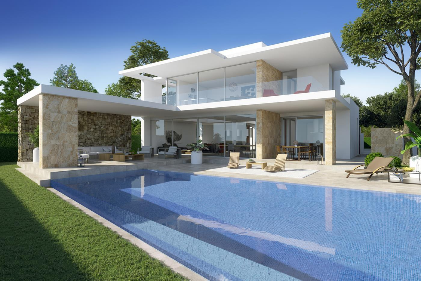 villa en moraira · la-sabatera 945000€